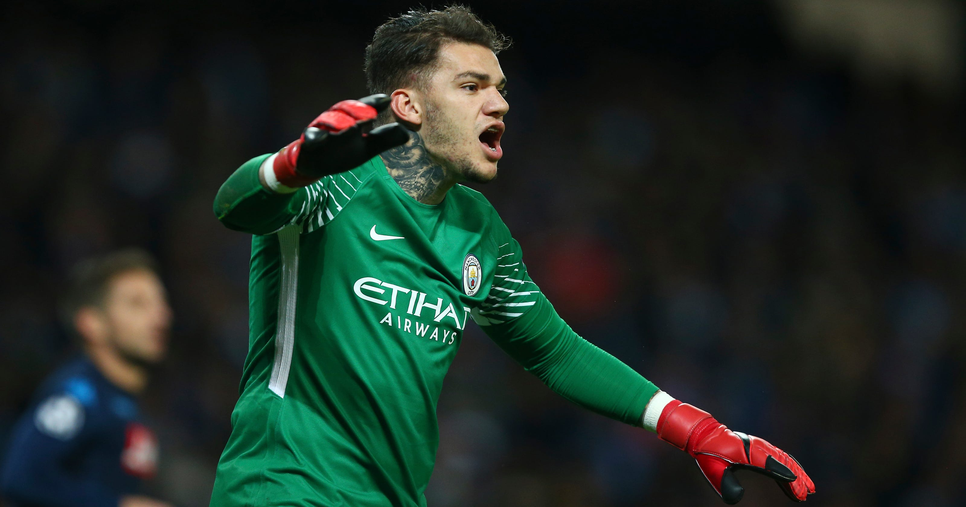 716de88c816 'The Brick Wall': Ederson solving keeper issues at Man City