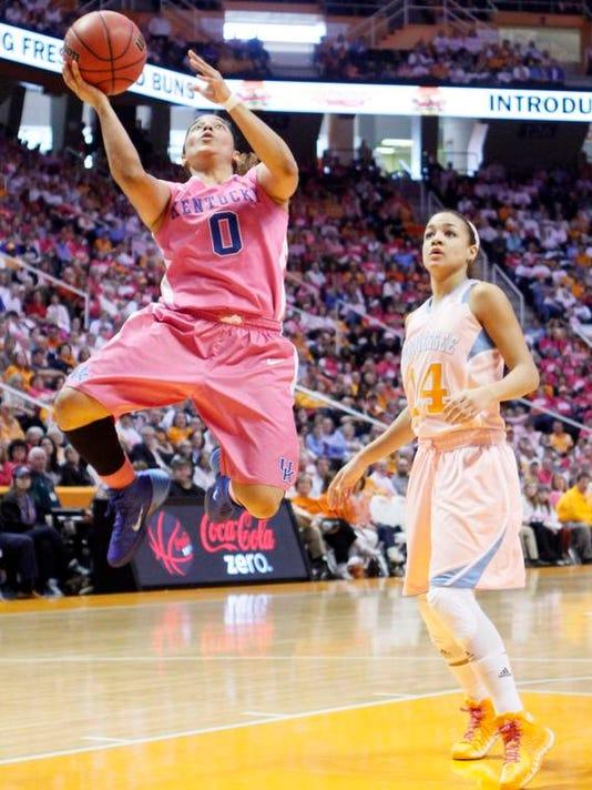 Kentucky Tennessee Basketball (10)
