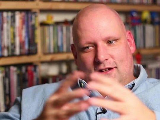 Des Moines Register columnist Daniel P. Finney talks