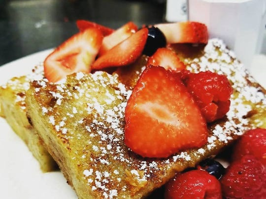 The Jac will serve brunch every weekend from 9 a.m. to 2 p.m. Pictured is the restaurant's Brioche Bread Pudding French Toast.