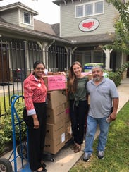 Workers at Small Steps Nurturing Center in Texas accept