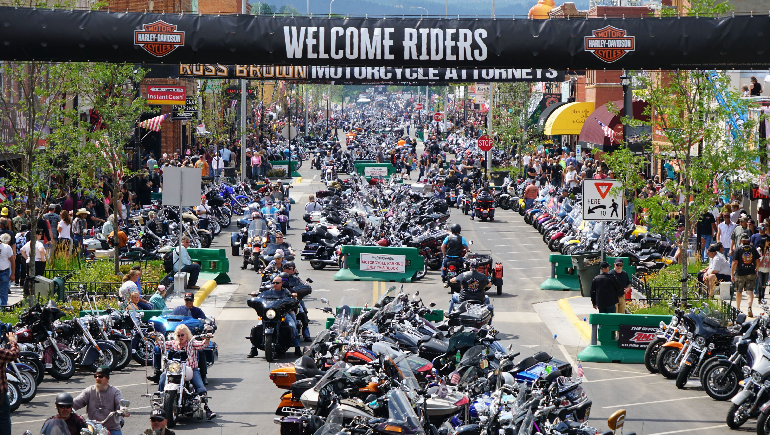 Biker Rallies Will Rev Up Harley Davidson Riders Across The Nation
