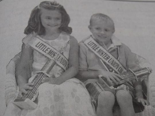The 2007 Union County Fair Little Mr. and Miss couple, Tori French and Hunter Robinson, also won the state Little Mr. and Miss in August 2007.