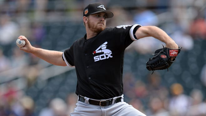 Dylan Covey will make his major league debut with the White Sox.