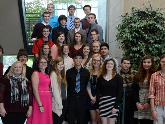 UWFDL scholarship recipients 2014.jpg