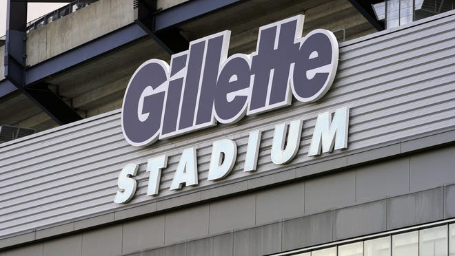 Gillette Stadium won't have any fans in attendance for any September events.
