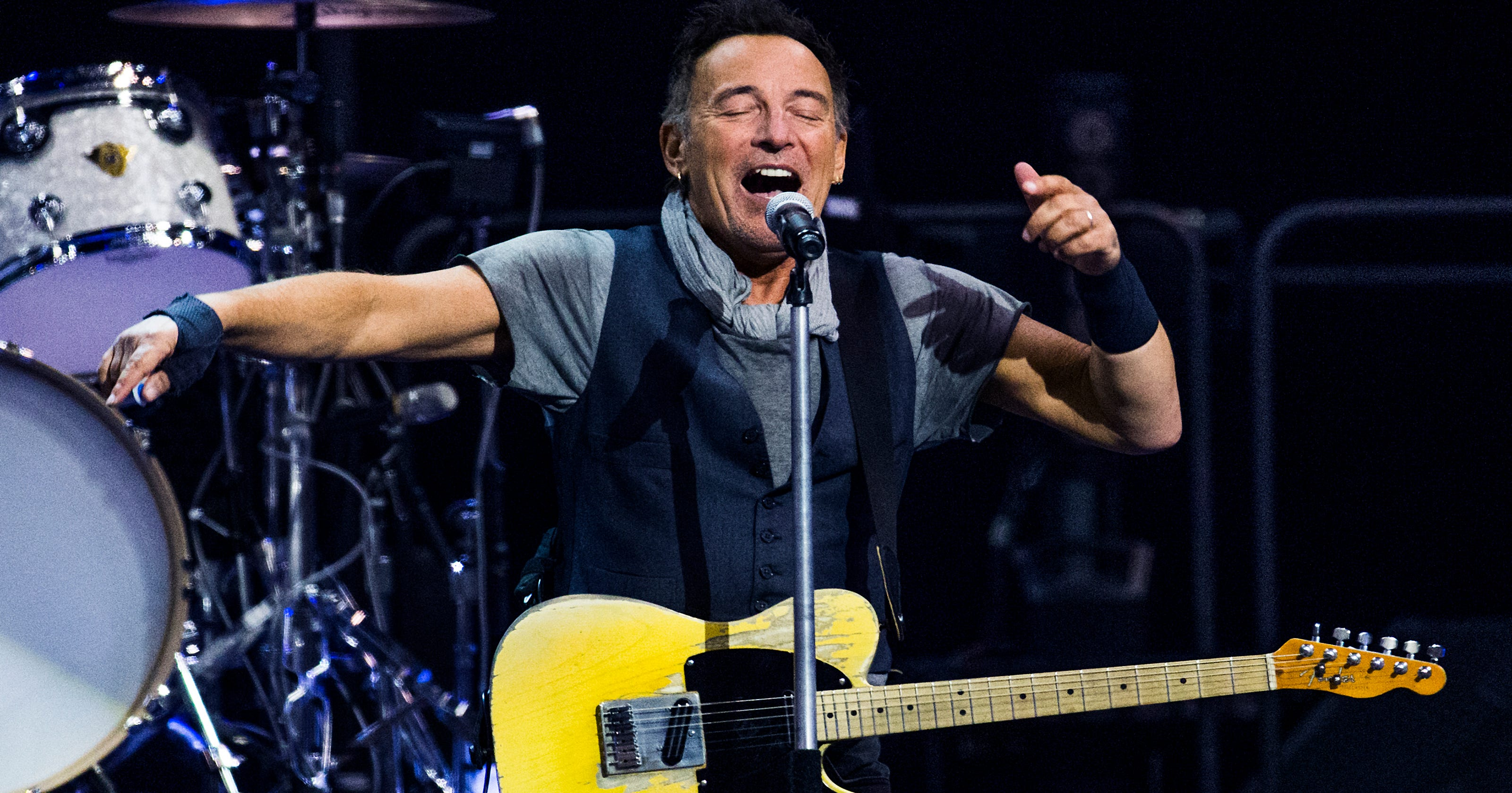 Springsteen and stadium seats: You can help save indie music venues with this rock auction