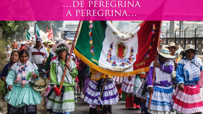 A virtual exhibit on the pilgrimage tradition in Mexico with Mexican photographer Monica Guerrero Mouret will be hosted by the city of Holland's International Relations Commission on Tuesday, Nov. 10.