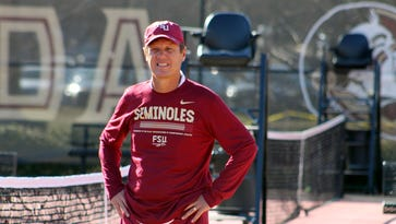 FSU tennis coach Hultquist proud of career win No. 300, turns attention toward future