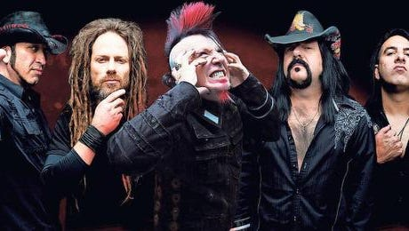 Hellyeah will perform with In Flames at Kalamazoo State Theatre.
