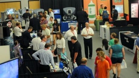The 6th annual TechExpo begins Friday in Melbourne