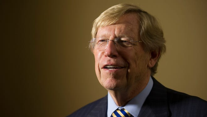 Ted Olson was solicitor general of the United States from 2001 to 2004.
