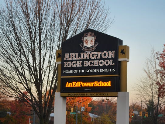Arlington High School.
