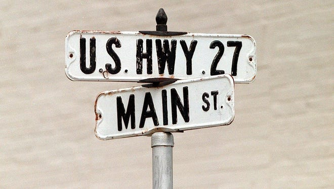 Residents can comment about the planned closure of U.S. 27 in Fountain City, Ind., for road repairs.