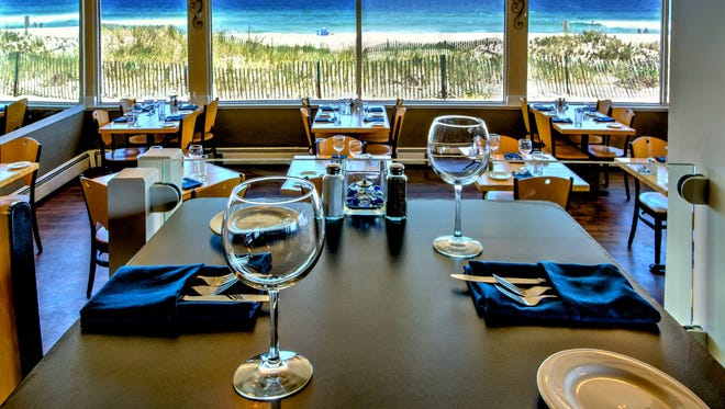Chef Mike's ABG in Seaside Park offers oceanfront dining.