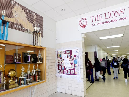 This year, Booker T. Washington High School marks its