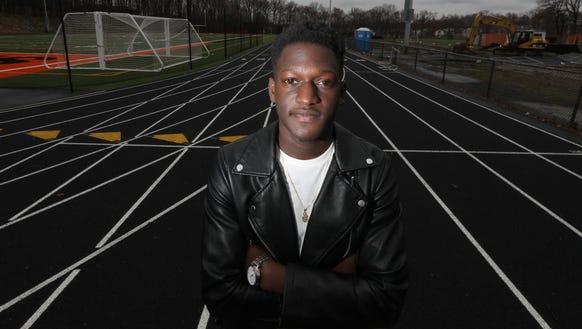 Rockland Scholar Athlete of the Week Makendy Midouin