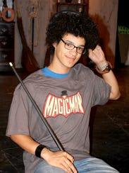 The Magicman will entertain at the Family Fun Show