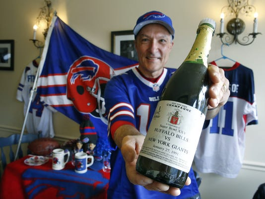 Pierre Heroux Bills Fan