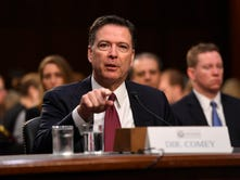 James Comey's book sits near top of Amazon bestseller list