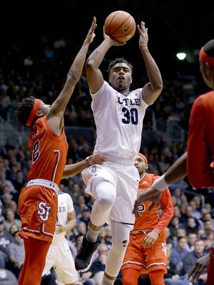 Butler will lean on senior Kelan Martin this upcoming season.
