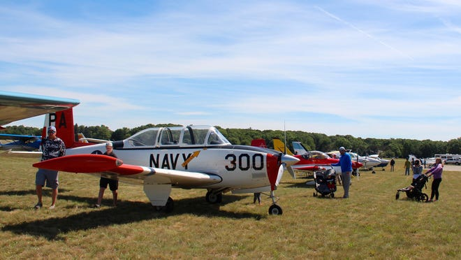 Pilots and aviation enthusiasts gathered at Park Township Airport for a final fly-in on Saturday, June 13, 2020.