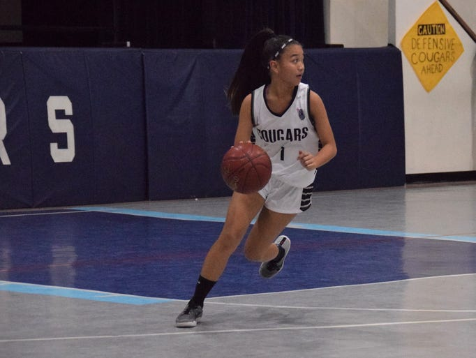 The Academy of Our Lady of Guam Cougars defeated the