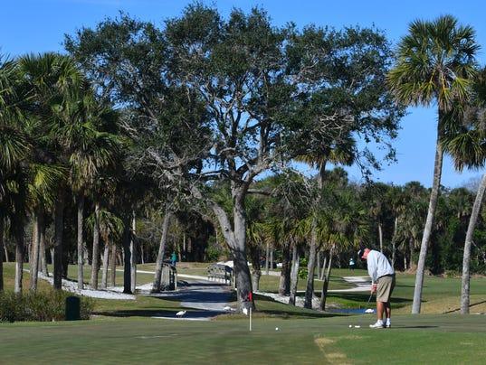 Savannahs Brevard County Golf Course
