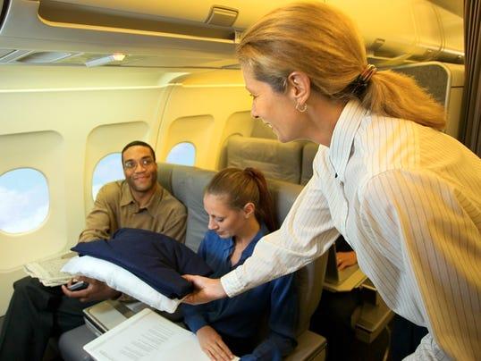 five myths about flight attendants. Black Bedroom Furniture Sets. Home Design Ideas