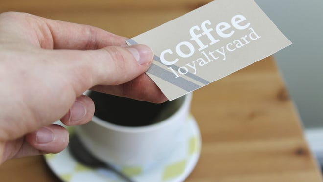 Loyalty cards are one example of how companies turn a profit when offering free goods or services.