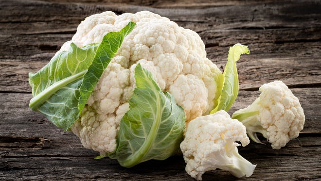 Cauliflower is the new kale.