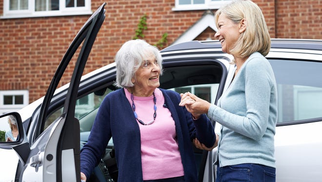Portland is developing a transportation program for senior citizens.