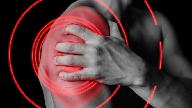 A rotator cuff injury can cause pain and disability until it is fixed.