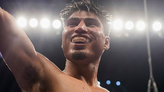Mikey Garcia will fight Errol Spence on March 16 in Texas.