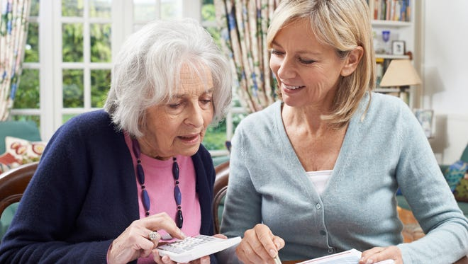 """Is it time to have """"the talk"""" with an aging parent?  It's important to learn the preferences, wishes and feelings of your parent about housing, health, finances, insurance, legal documents, crisis care, long-term care and end-of-life issues."""