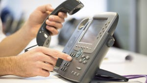 Businesses in the Yuma area have reported threatening phone calls from Mexico.
