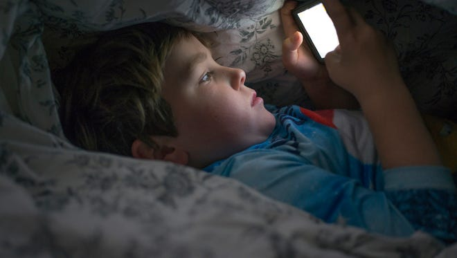 Children with that media devices in their bedrooms are 127 percent more likely to sneak media after their bedtimes. Preschoolers who sneak media sleep less, take longer daytime naps and go to bed later.