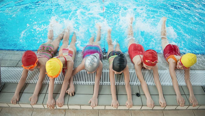 Swim lessons will make your child safer in the water.