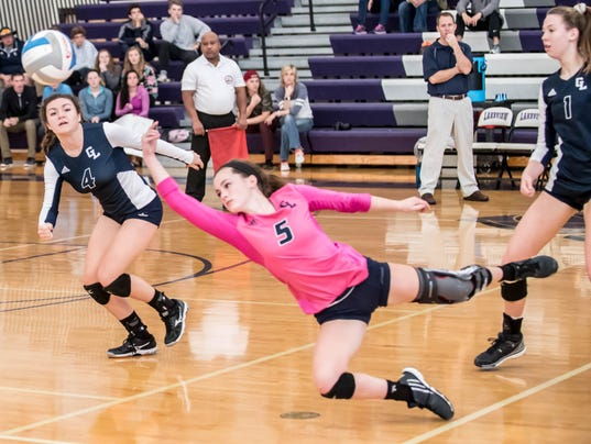 Volleyball Districts Finals 1