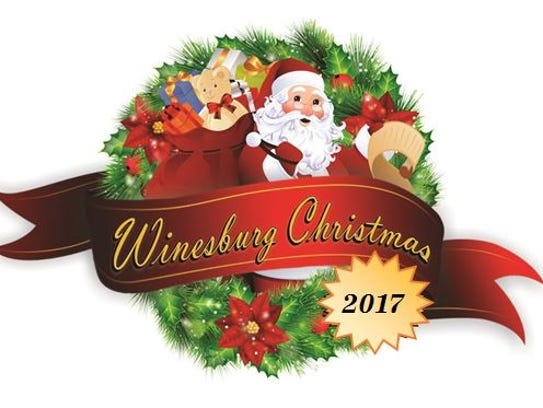 The Winesburg Christmas Weekend starts Friday at 5