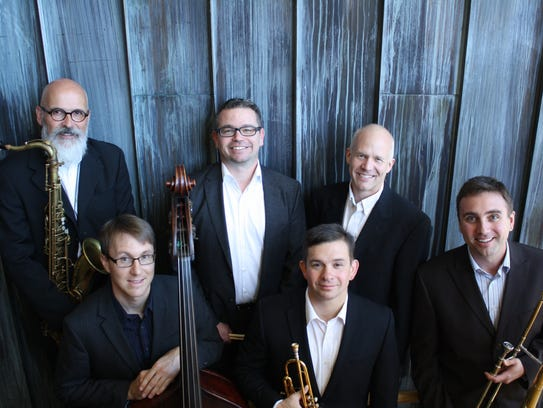 The Central Wisconsin Jazz Ensemble will perform this