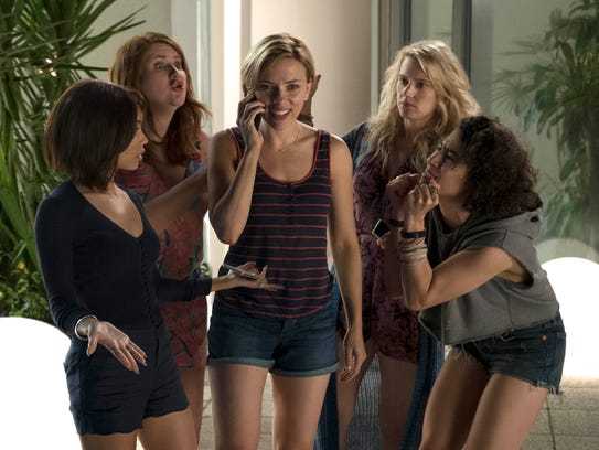 A bachelorette party goes bad when Blair (Zoë Kravitz,