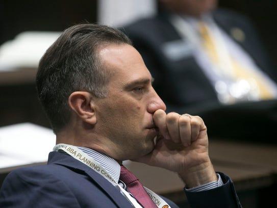 Arizona Sen. Steve Smith of the Arizona delegation