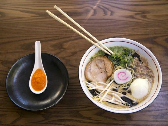 Obon Ramen at Obon Sushi Bar Ramen in Scottsdale on