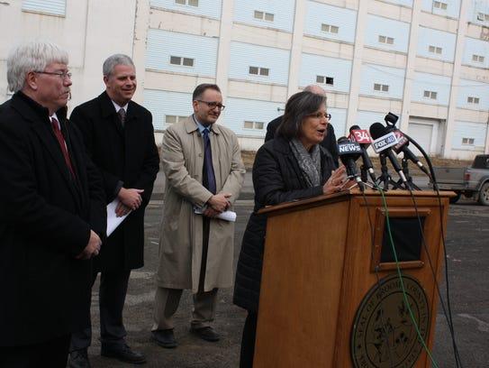 Assemblywoman Donna Lupardo discusses the future plans