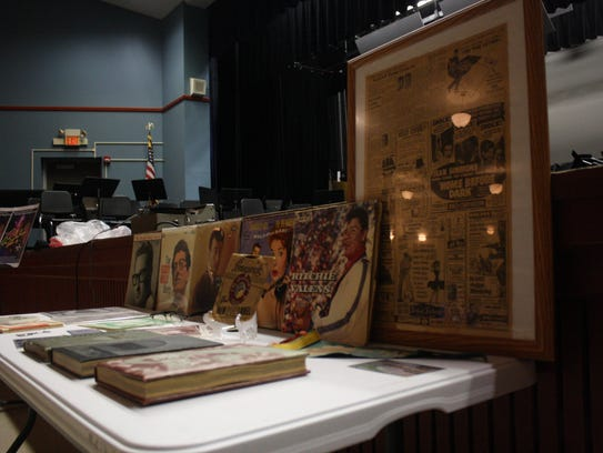 A collection of material related to the life and legacy