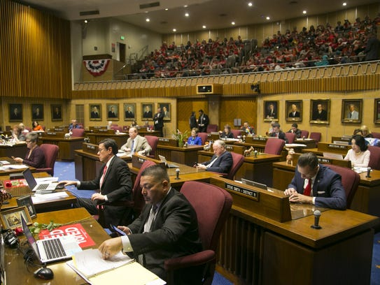 School districts will decide how money is spent, but lawmakers directed $1.42 billion to be used for teacher pay increases.