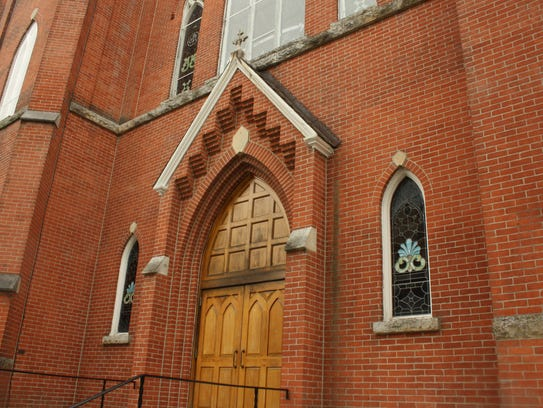 St. Patrick's Church in Owego is one of four churches
