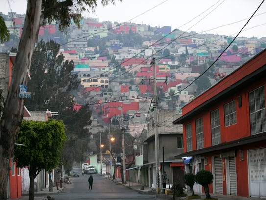 The dark side of Ecatepec, Mexico, Pope Francis didn't see