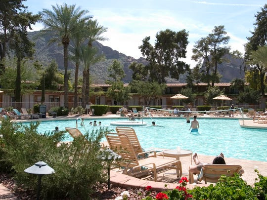Mountain Shadows Marriott Resort and Golf Club in Paradise Valley, closed since 2004, was demolished this year.